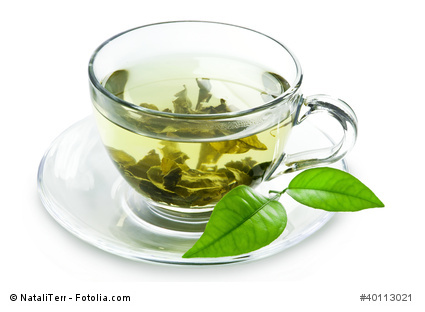 Grüner Tee gesund